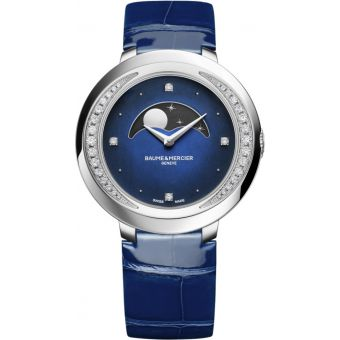 Promesse Moonphase Watch