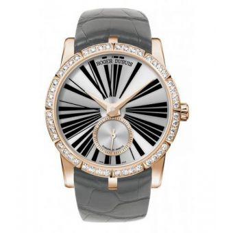 EXCALIBUR 36 Joaillerie 珠寶腕錶