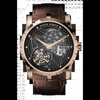Excalibur 42 鏤空飛行陀飛輪腕錶