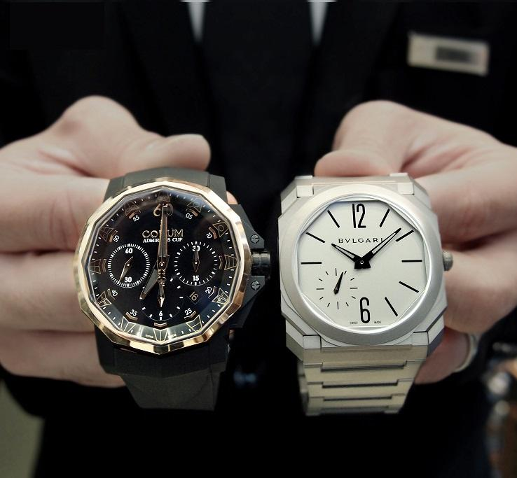 BVLGARI 及 CORUM 登陸譽一鐘錶佐敦金百龍大廈分店